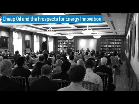 Cheap Oil and the Prospects for Energy Innovation