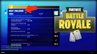 """How To Level Up FASTER In """"SEASON 3"""" Battle Pass Without Spending Money! (Fortnite Battle Royale)"""