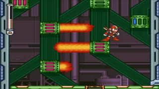Mega Man 7 ( Türkçe ) bölüm 9: kırmızı başlıklı mega man