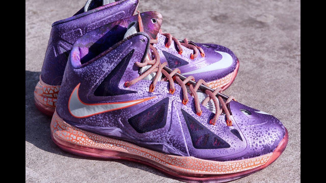 hot sale online 56695 c0fcf Nike Lebron X