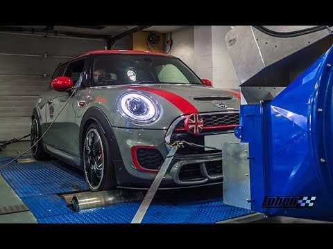 Mini F56 Jcw Torque Monster 313bhp Stage 2 Manic Motorsport Remap