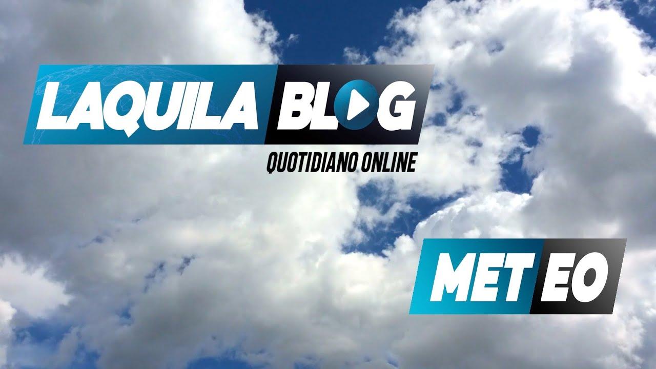 Meteo Abruzzo, previsioni per il 27 agosto - YouTube