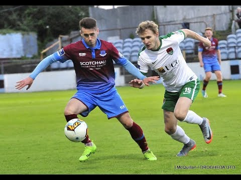 Drogheda United 0-1 Cork City - 4th August 2017