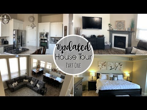 UPDATED HOUSE TOUR :: PART ONE :: IKEA | HOBBY LOBBY | ROSS | BURLINGTON | TARGET