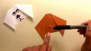 Origami for Beginners: Dog - Easy for Kids