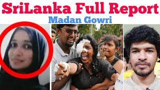 SRI LANKA: Full Report    Tamil   Madan Gowri   MG
