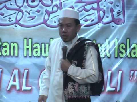 Ceramah KH Juhri Yaqub - Jakarta : Lampung part 1
