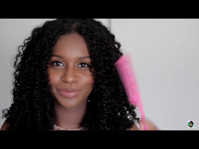 30 Easy Natural Hairstyles For Black Women Short Medium Long Hair Ideas