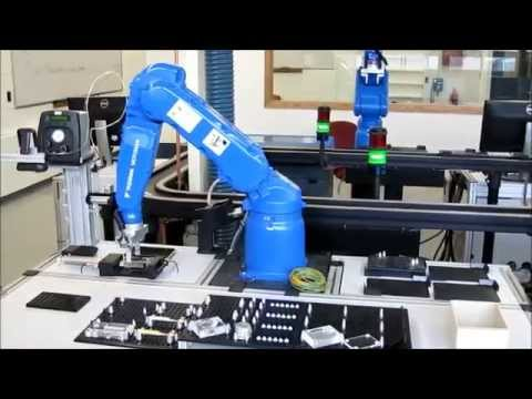 Advanced Manufacturing Technology Lab - YouTube