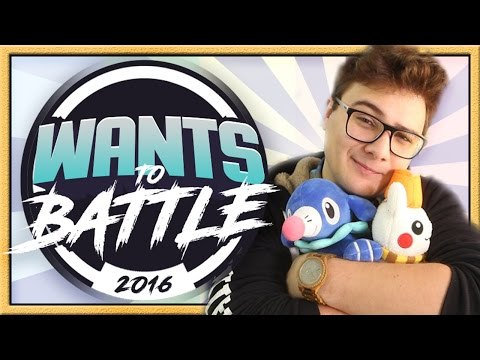 Bird Keeper Toby Want's To Battle Tag 2016