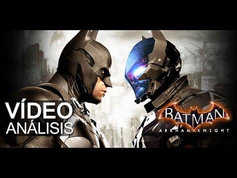 Batman: Arkham Knight, Vídeo Análisis