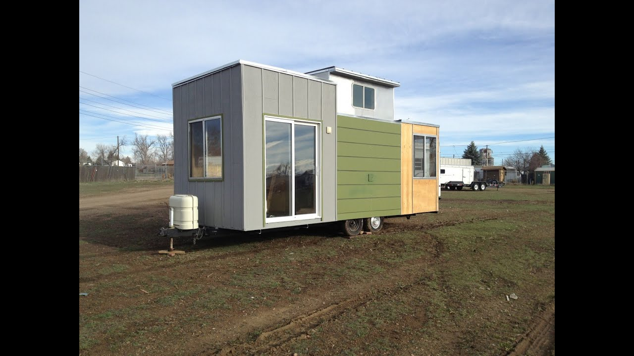 Top tiny house design youtube for Best tiny house designs