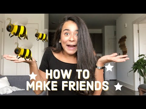 HOW TO MAKE FRIENDS// BUMBLE BFF REVIEW