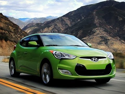 Hyundai Veloster Review Everyday Driver