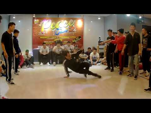 Peace Jam 2   BBoy 4vs4   Top 8   Beer HaNoi vs Candy 04win