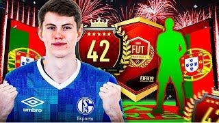 FIFA 19: PLATZ 42 DER WELT FUT CHAMPIONS REWARDS! 11x IF im PACK 😳🔥
