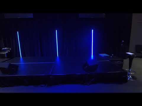 Stage Design: Working with LED Tape and Making Mobile Poles