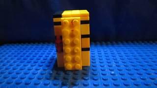 як зробити холодильник з лего