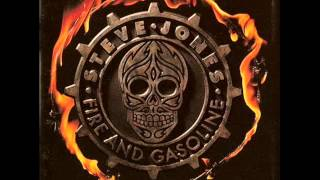 Steve Jones  Fire and Gasoline