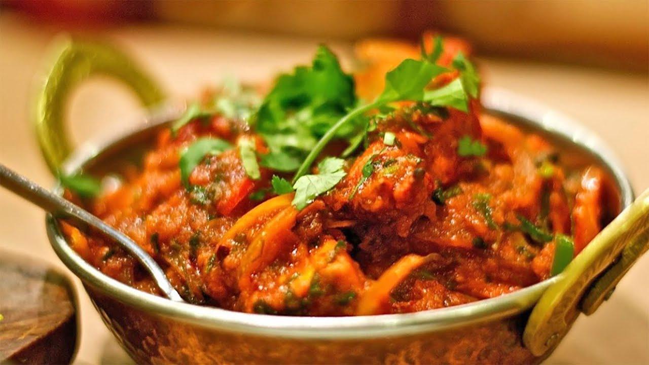 Chicken Jalfrezi Recipe • How To Make Chicken Curry Recipe ...