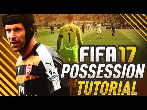 FIFA 17 POSSESSION TUTORIAL! HOW TO KEEP THE BALL ON GOAL KICKS IN FIFA ULTIMATE TEAM!