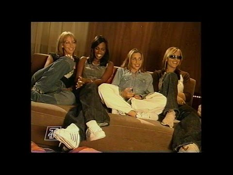 All Saints - Black Coffee & Interview 2000