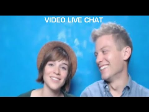 Barrett Foa & Renee Felice Smith | Live Video Chat | Ncis LA France