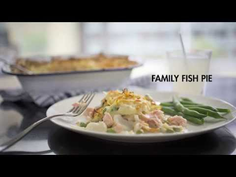 Family Fish Pie | The Saucy Fish Co