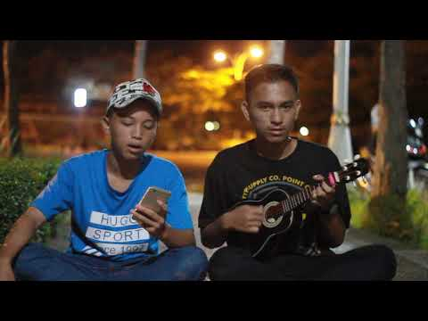 Jangan Menangis Untukku - Luvia Cover by R & B Channel ( ukulele )