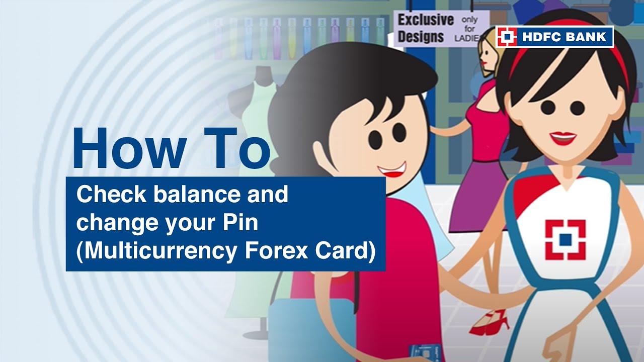 Forexplus card balance