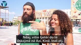 Tirana Today - Turistët në Tiranë: Shqipëria e pisët dhe njerëzit e trishtuar