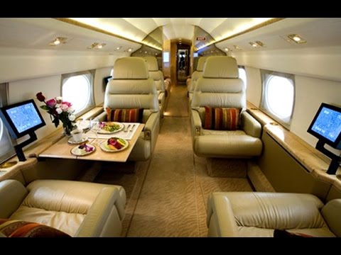 SONIDO DE CABINA EN JET PRIVADO PARA DORMIR / SOUND OF A AIRCRAFT CABIN ON A PRIVATE JET TO SLEEP