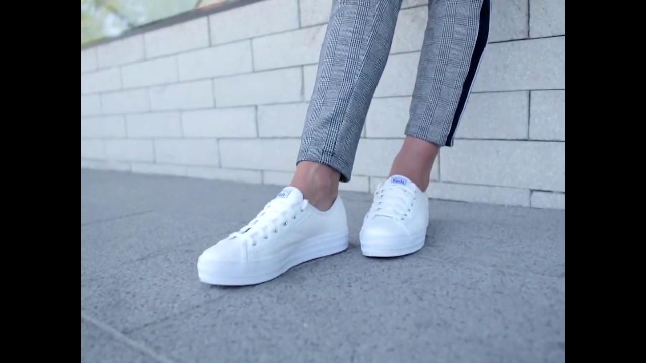 Keds - Classics - Triple Kick Leather