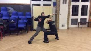 Urban Krav Maga: Defending the Big Swinging Punch