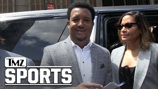 Pedro Martinez Says Chris Sale Is Back, Reminds Me Of Me! | TMZ Sports