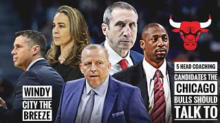 5 Coaching Candidates The Chicago Bulls Should Talk To