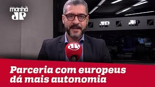 Bruno Garschagen: Parceria com europeus dá mais autonomia aos Estados