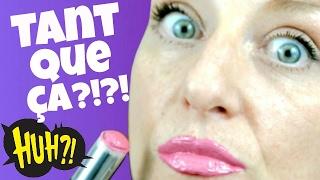 Combien de couches & combien de temps dure un rouge à lèvres ?