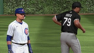 MLB Today 7/20 - Chicago Cubs vs Chicago White Sox Full Game Highlights (MLB The Show 20)