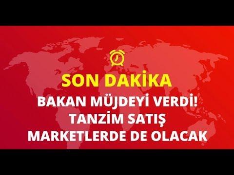 Müjde  Tanzim Satış Ürünleri Zincir Marketlerde de Satılacak!!!