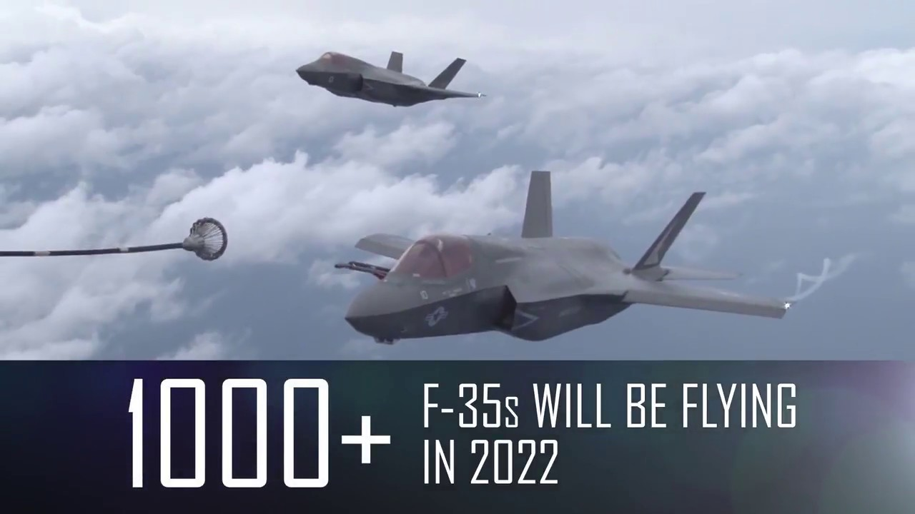 f 35 by the numbers [ 1280 x 720 Pixel ]