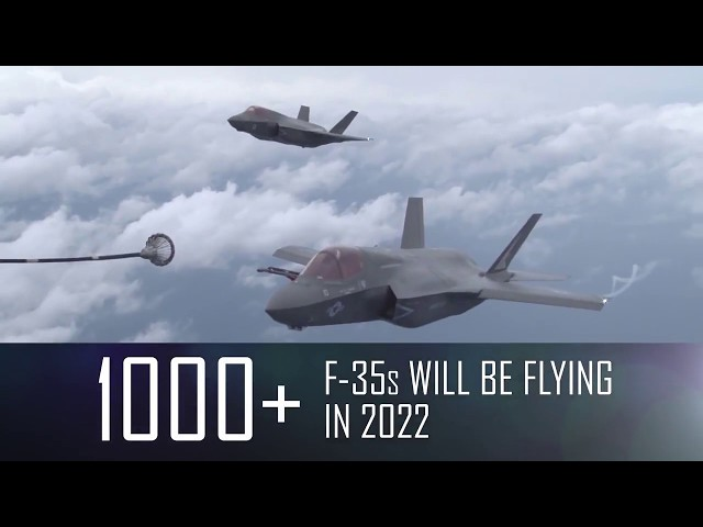 F-35 By the Numbers