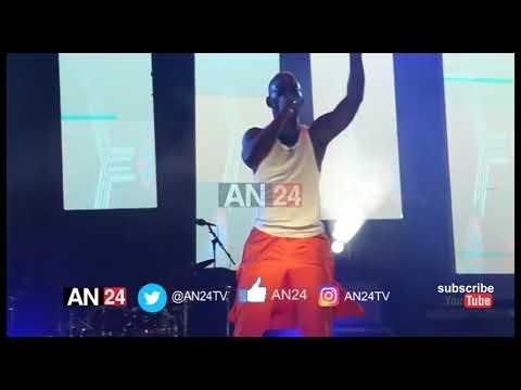 DAMMY KRANE IS A FREE MAN. WATCH HIS LIVE PERFORMANCE @ ONE LAGOS FIESTA