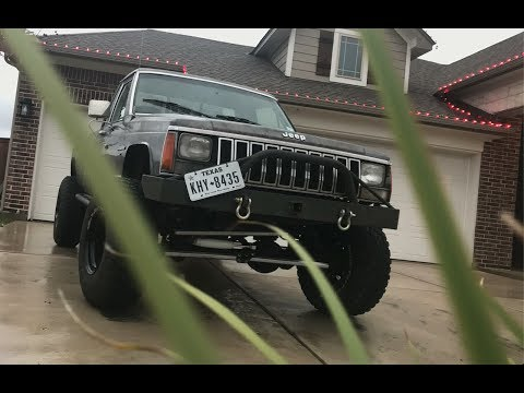 Jeep Comanche MJ Walkaround / Overview - NEW Upgrades and Updates - JN51