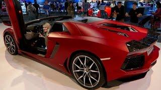 Lana's Next Lamborghini !