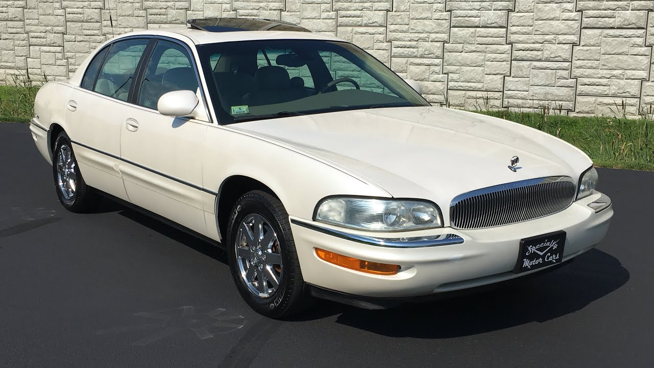 2004 Buick Park Avenue Luxury Sedan For Sale By Specialty