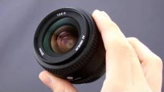 Nikon 24mm ƒ/2.8D AF