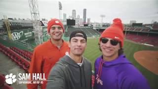 Clemson Baseball || Fenway Park VLOG - 3/21/19