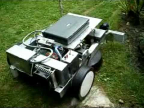 arduino mower rc gesteuert ardumower eigenbau m hroboter doovi. Black Bedroom Furniture Sets. Home Design Ideas
