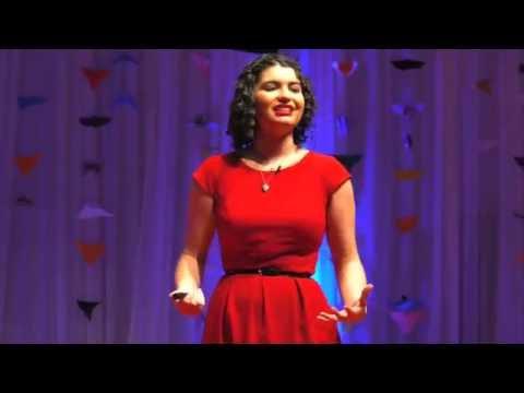 Food Scarcity | Maria Rose Belding | TEDxAmericanUniversity